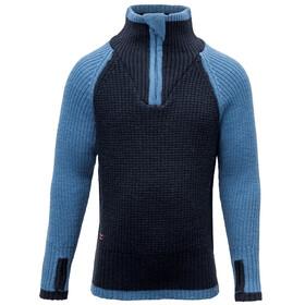 Devold Varde Zip Neck Sweater Barn heaven